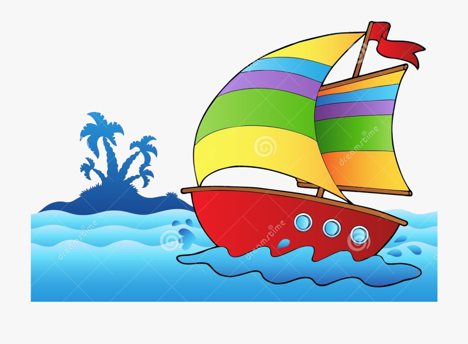 Image Freeuse Library Yacht Clipart Wave Boat.