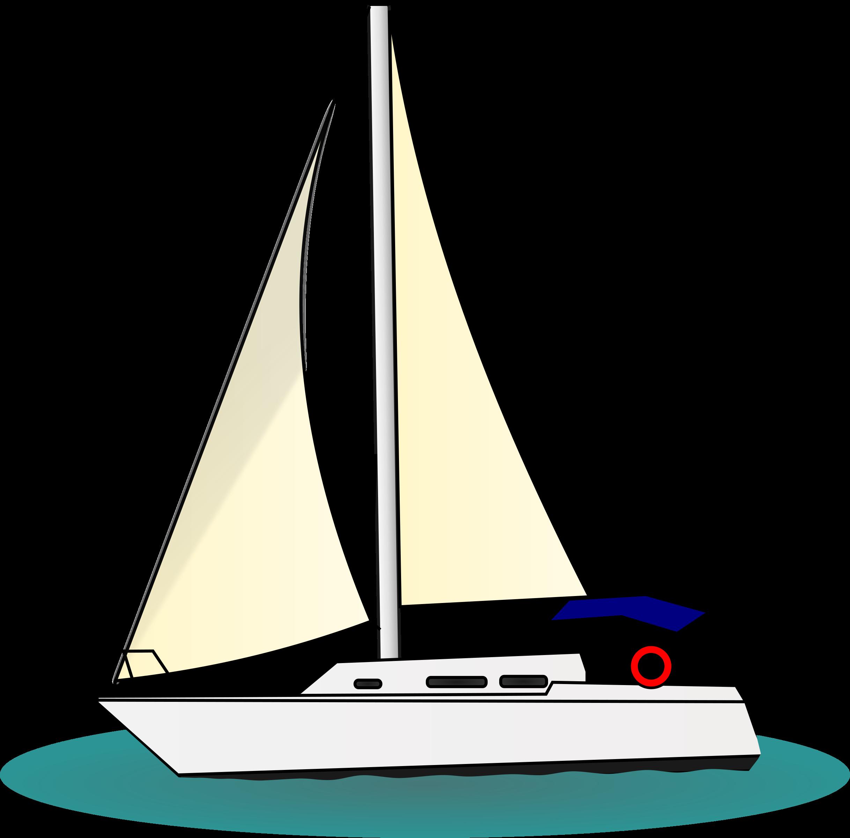 Sailing yacht Sailboat Clip art.