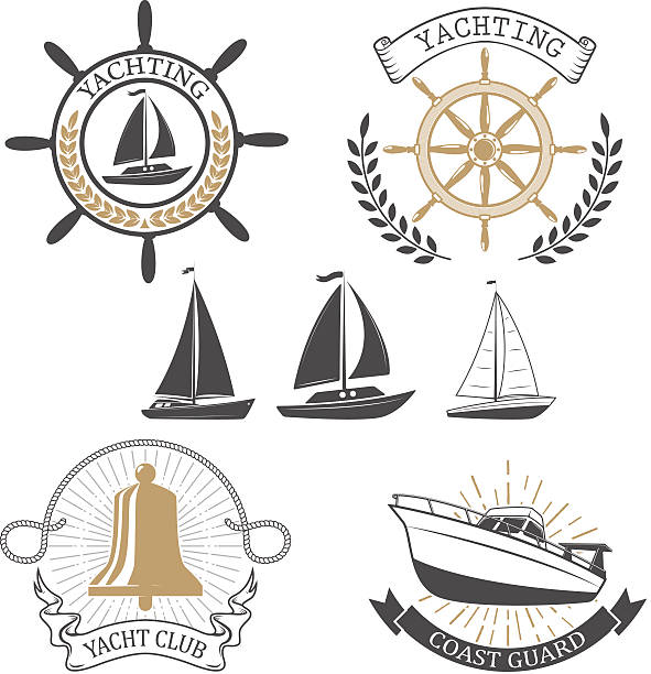 Best Yacht Club Illustrations, Royalty.