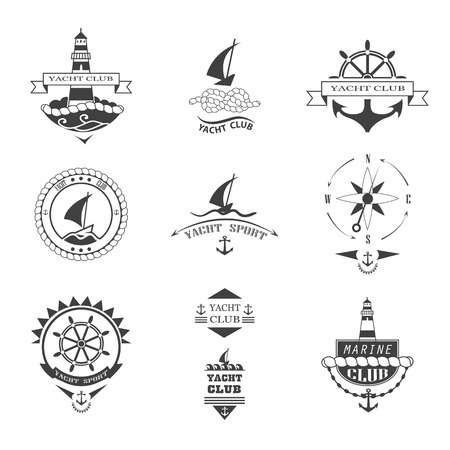 3,015 Yacht Club Stock Vector Illustration And Royalty Free Yacht.