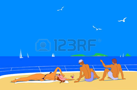 532 Yacht Deck Stock Vector Illustration And Royalty Free Yacht.