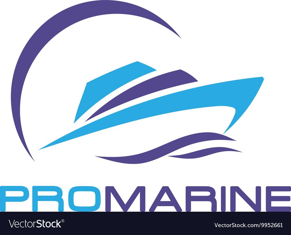 Yacht logo.