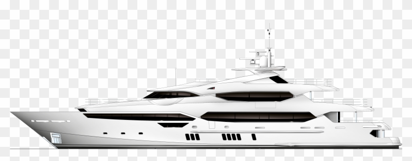 Yacht Png Image Background.
