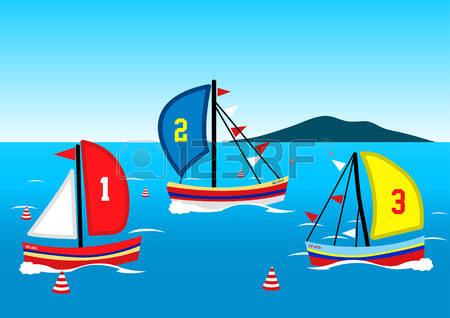 291 Sail Boat Racing Cliparts, Stock Vector And Royalty Free Sail.