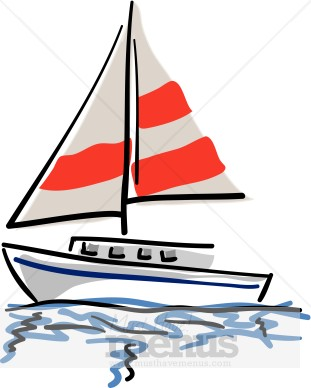 Yachts clipart.