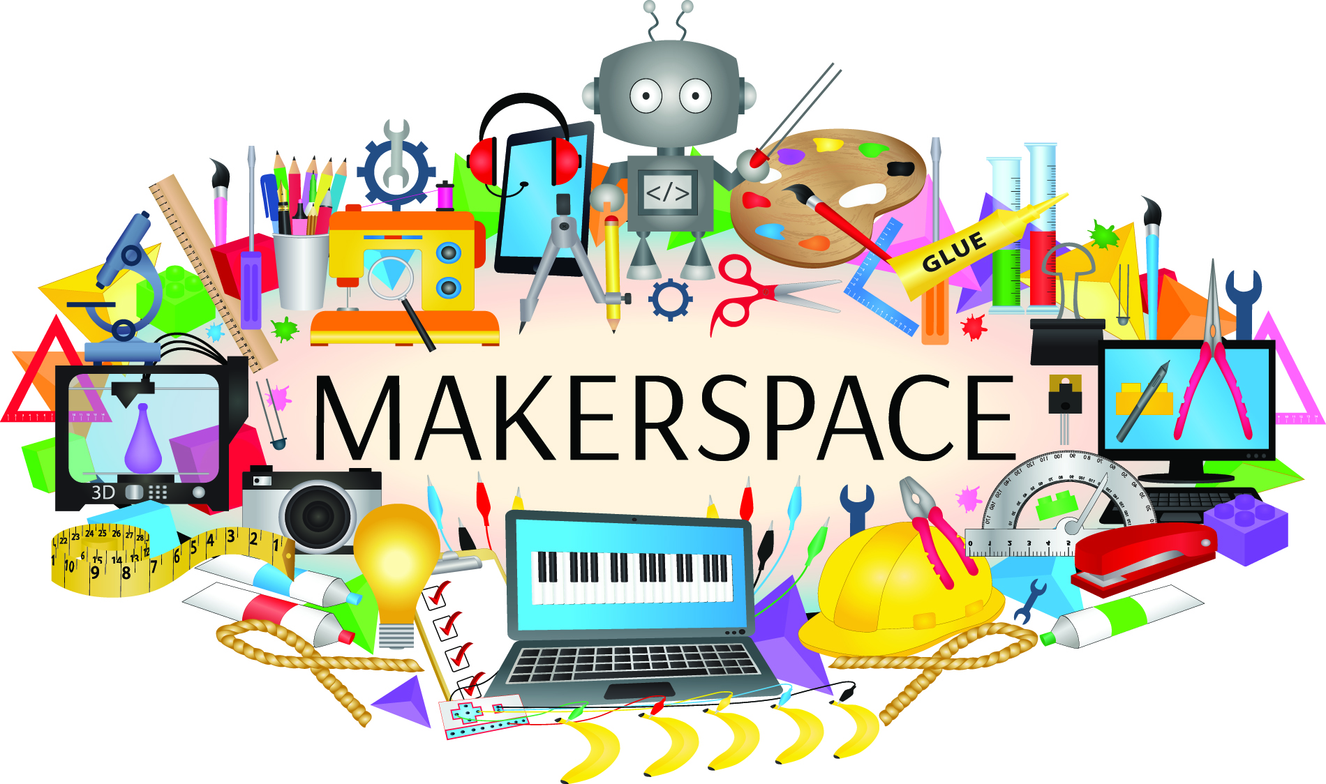 Makerspace: A 3 Step DIY Guide to Creating One in Your Classroom.