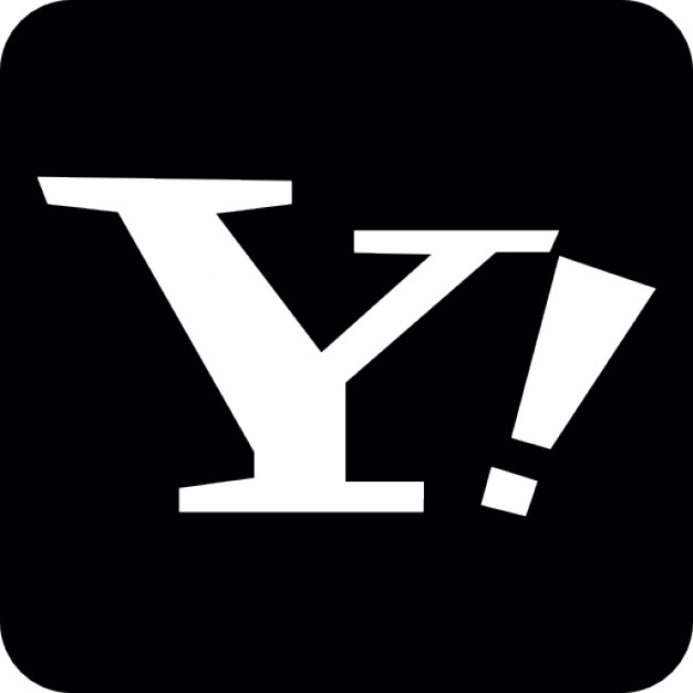 Yahoo Logo Clipart.