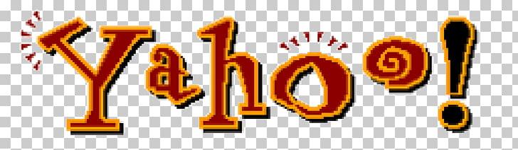 History of Yahoo! @Yahoo Logo, alarm time font design PNG.