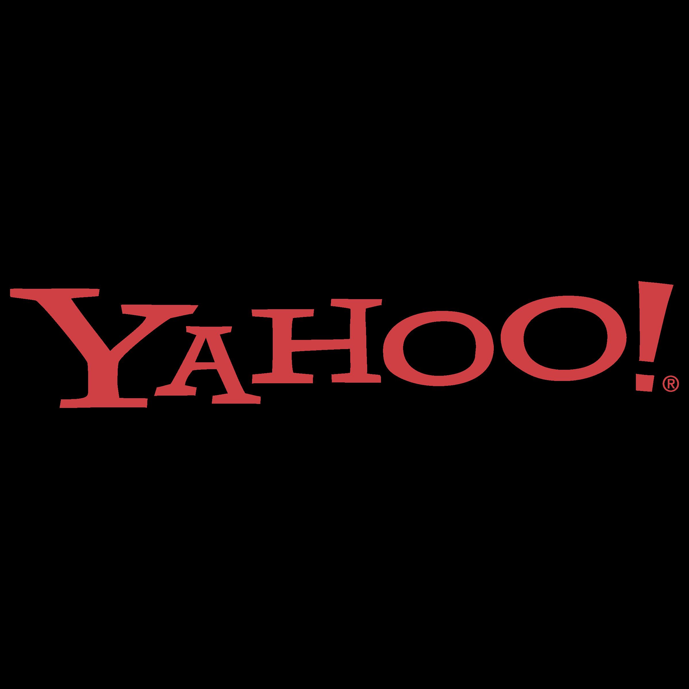 Yahoo Logo PNG Transparent & SVG Vector.