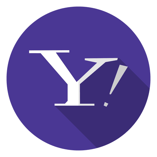 Yahoo icon logo.