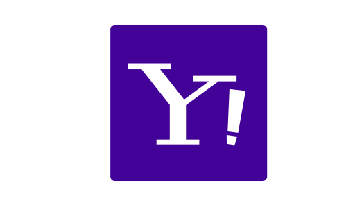 Logo, yahoo, yahoo logo, yahoo! icon.