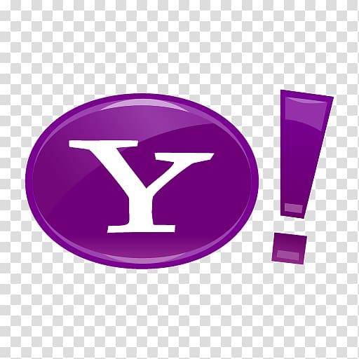 Yahoo! Mail Computer Icons Yahoo! Search, Yahoo Hd Icon.