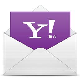 Yahoo Mail Icon.