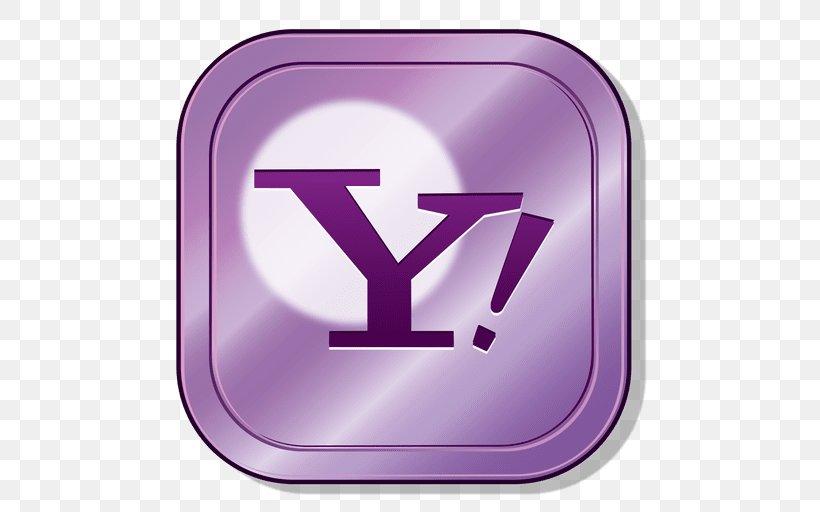 Social Media Logo Yahoo! Social Networking Service, PNG.