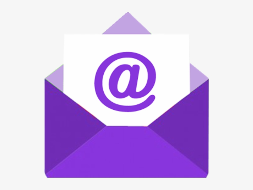 Yahoo Mail Logo Png.
