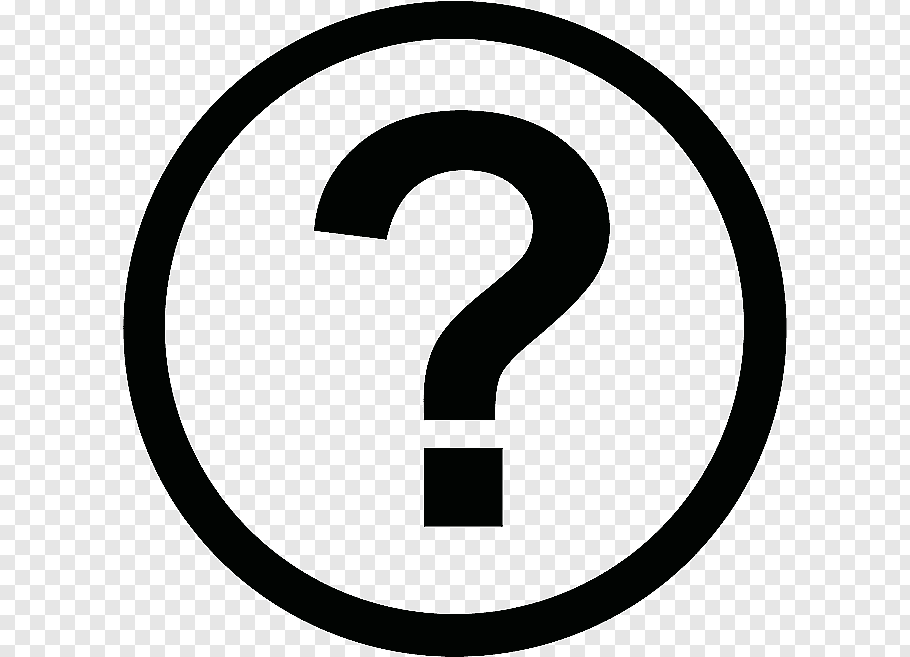 Macintosh Question mark Application software Icon, Question.