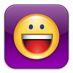 Yahoo! Messenger icons, free icons in Flurry Extras 2, (Icon Search.