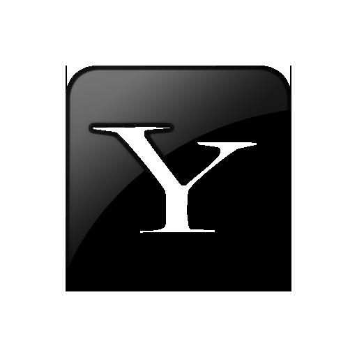 099381, logo, square, yahoo icon.