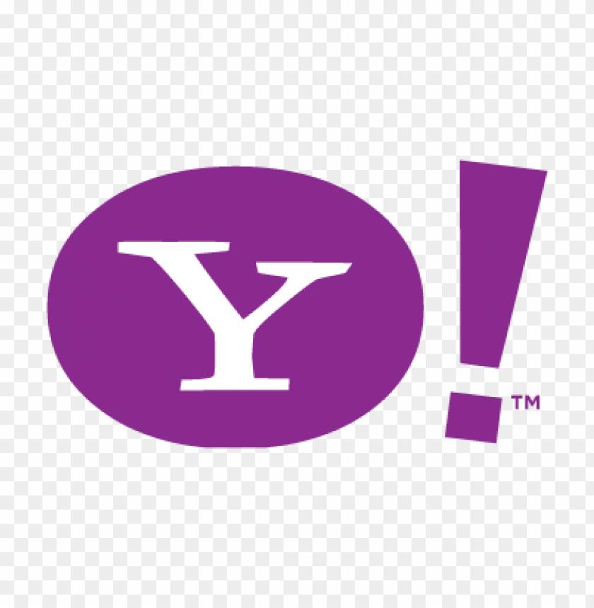 yahoo y! vector logo download free.