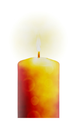 Yahrzeit candle clipart clipart images gallery for free.