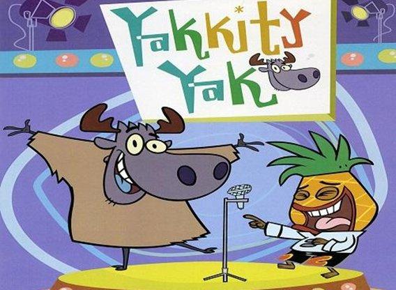Yakkity Yak TV Show Air Dates & Track Episodes.