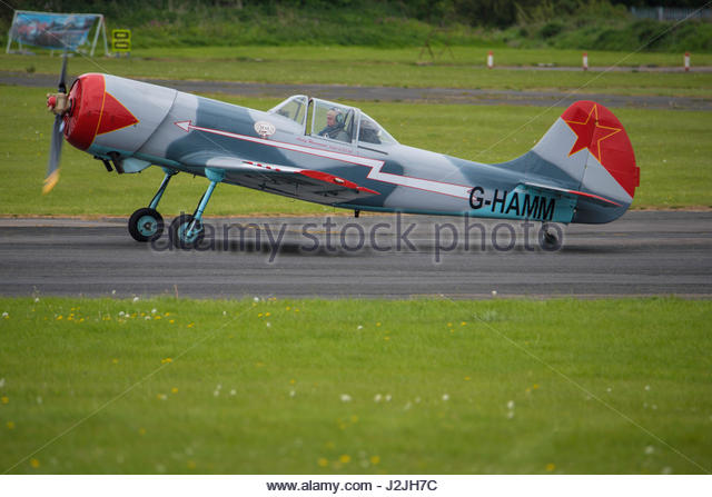 Yak 50 Aircraft Stock Photos & Yak 50 Aircraft Stock Images.