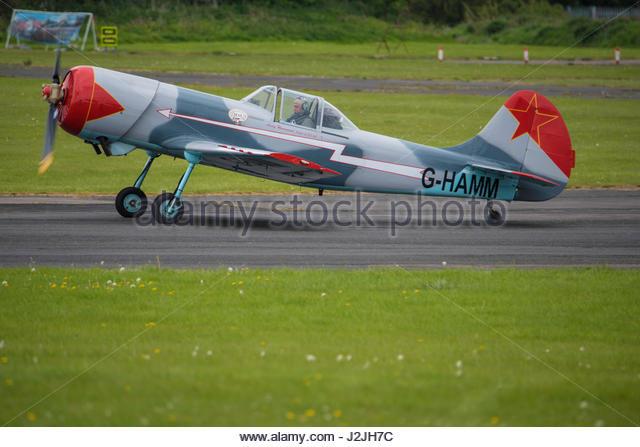 Yak 50 Aircraft Stock Photos & Yak 50 Aircraft Stock Images.
