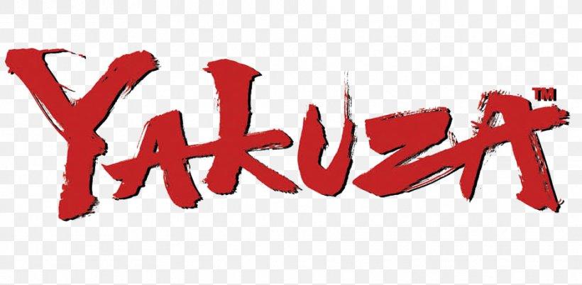 Yakuza Logo PlayStation 4 Sega, PNG, 935x459px, Yakuza.