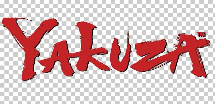 Yakuza Logo PlayStation 4 Sega PNG, Clipart, Brand, Game.