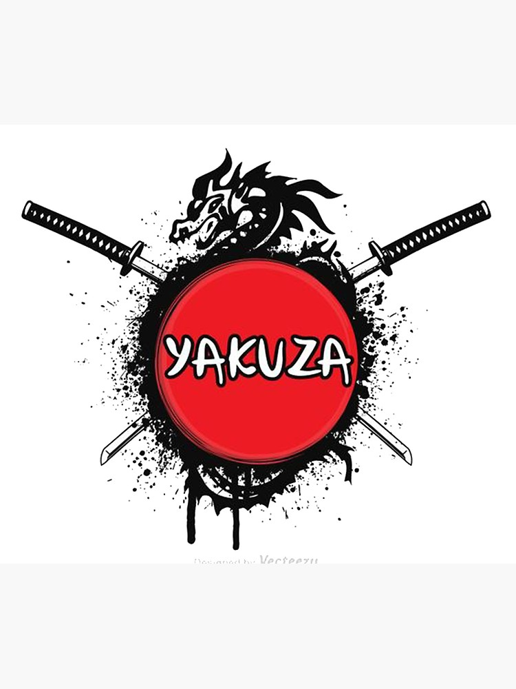 Yakuza 6 Merchandise Inspired Logo Design.