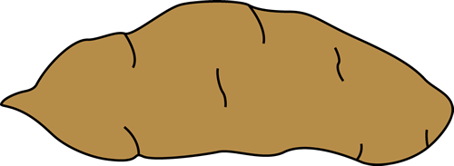 Yam Clipart.