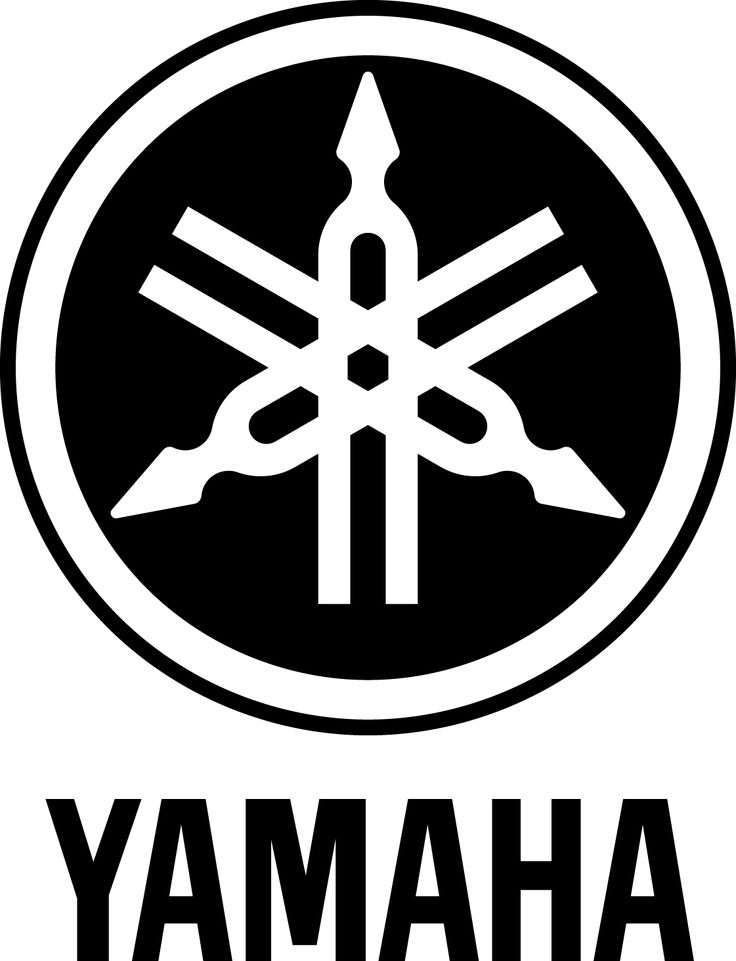 Yamaha clipart logo.