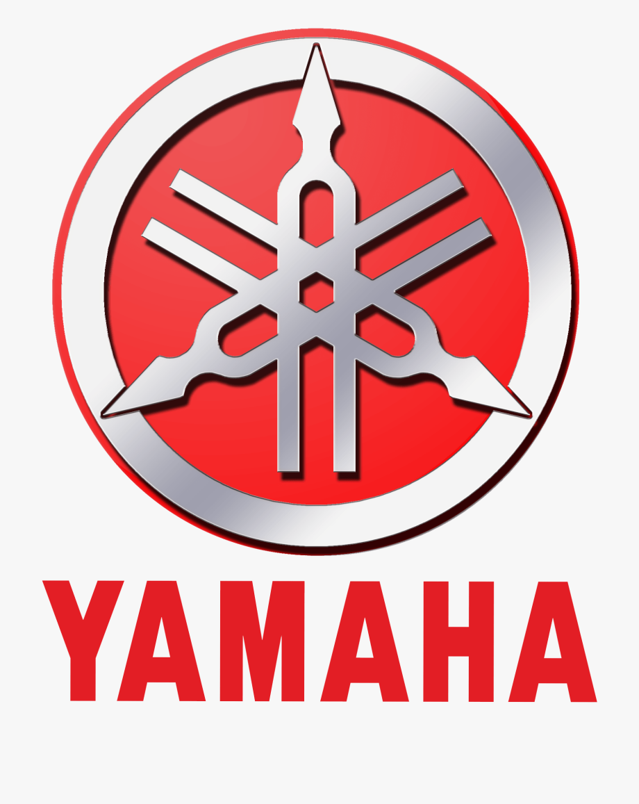 Yamaha Logo Red.