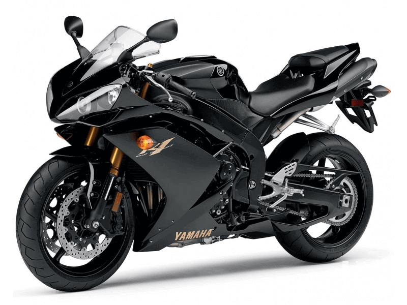 Yamaha Yzf R1 2008 PNG (HD Wallpaper).