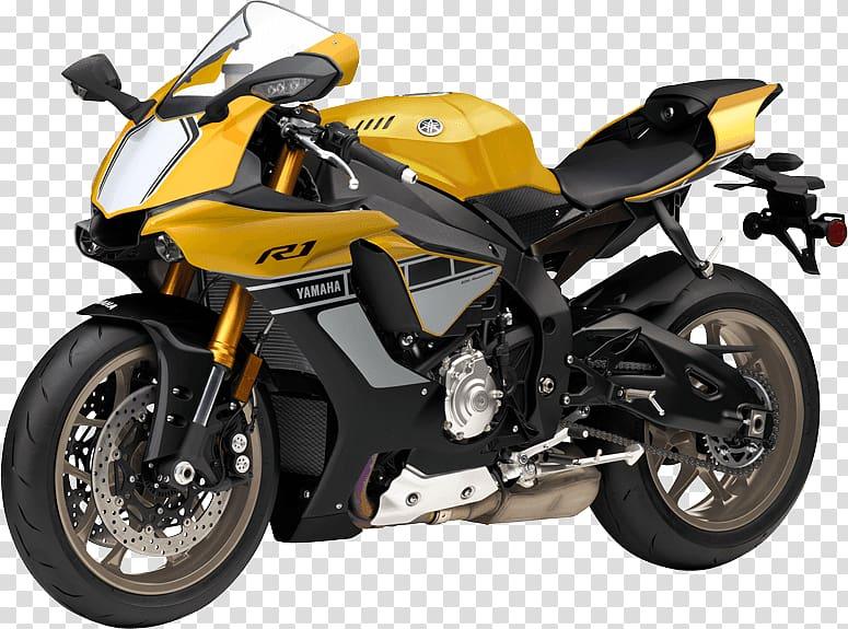 Yamaha YZF.