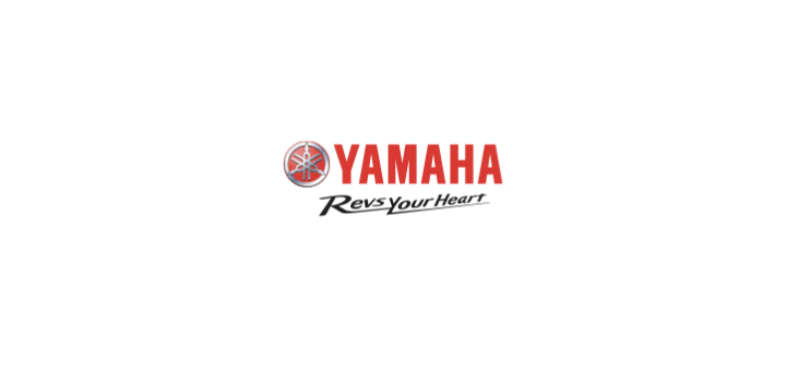 Yamaha Revs Your Heart Logo.