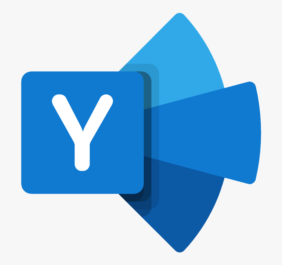 Microsoft Yammer Icon.