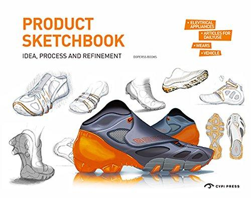 9781908175687: Product Sketchbook: Idea, Process and Refinement.