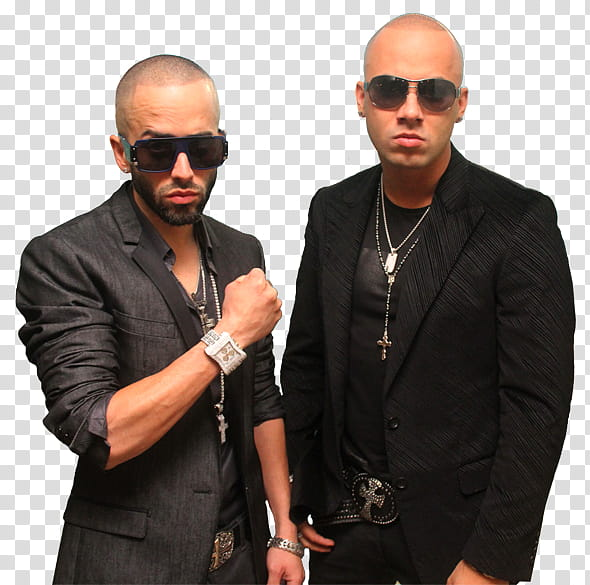 Wisin Y Yandel transparent background PNG cliparts free.
