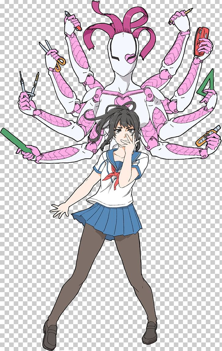 Yandere Simulator Easter Egg Game PNG, Clipart, Arm, Art.