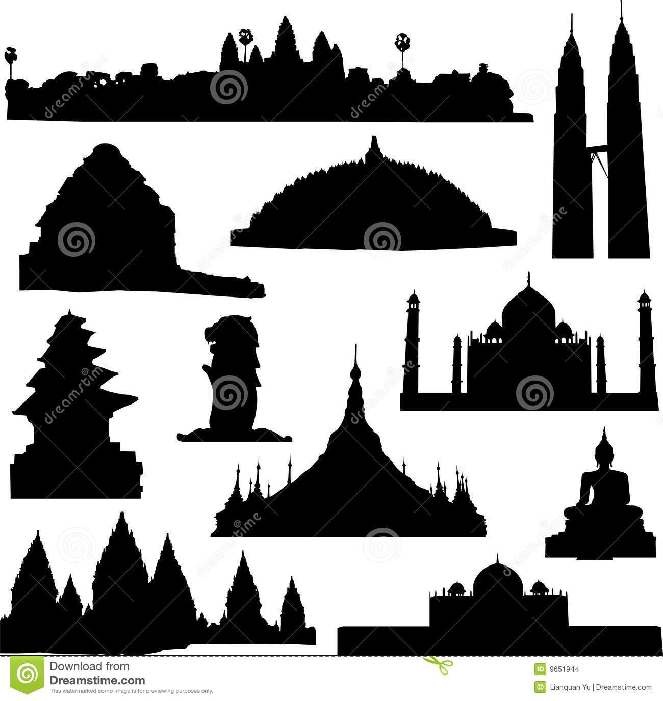 Yangon Stock Illustrations.