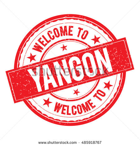 Yangon City Stock Vectors, Images & Vector Art.