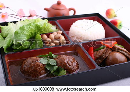 Pictures of Yangzhou large meatball combo u51809008.