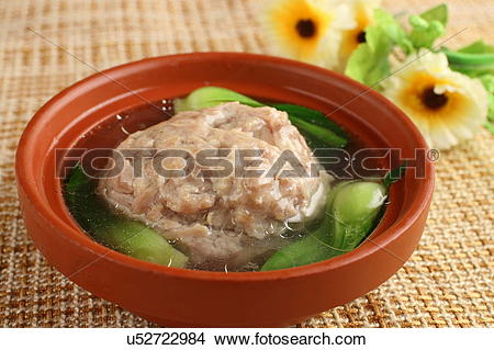 Stock Photo of Yangzhou lion head u52722984.