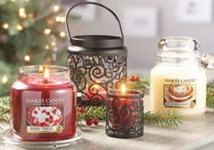 WOW!! Get 50% Off $50 Or More At Yankee Candle!.