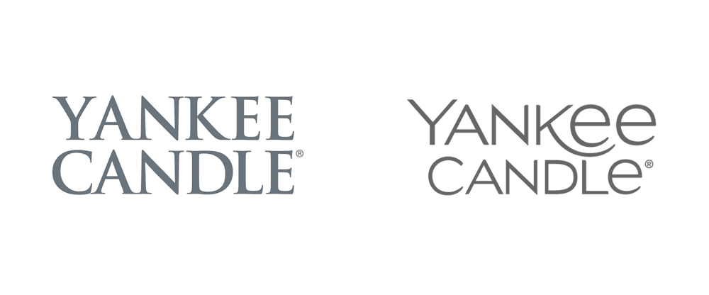 Brand New: New Logo for Yankee Candle.