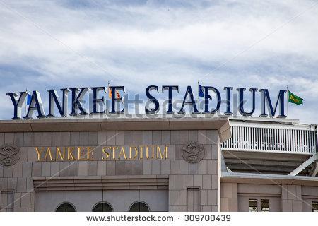 Yankee Stadium Stock Photos, Royalty.