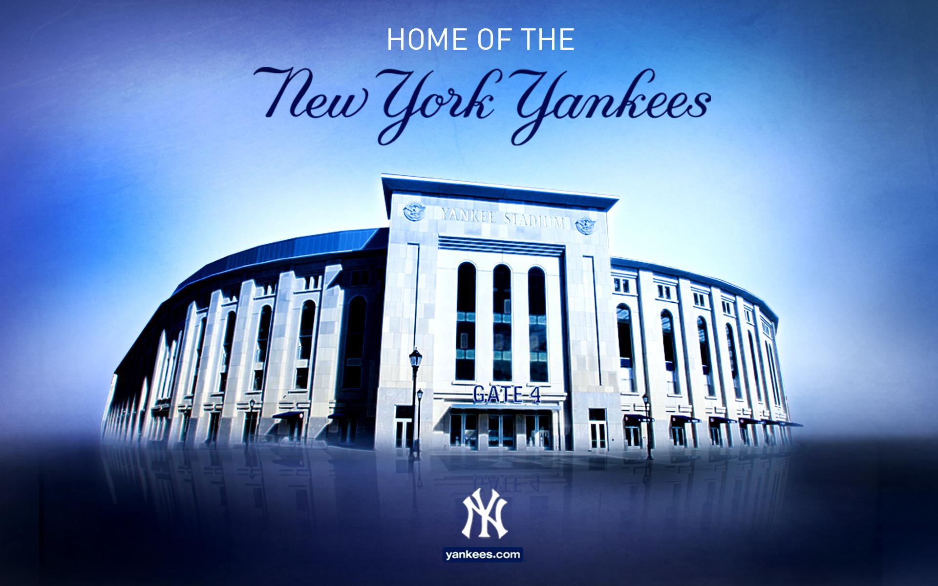 Yankee stadium clipart.