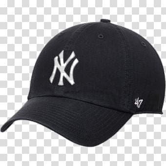 Black New York Yankees cap, NY Yankees Baseball Cap.