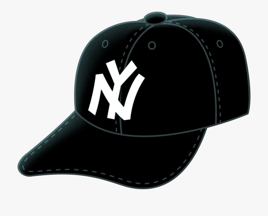 Yankees Cap Cliparts.